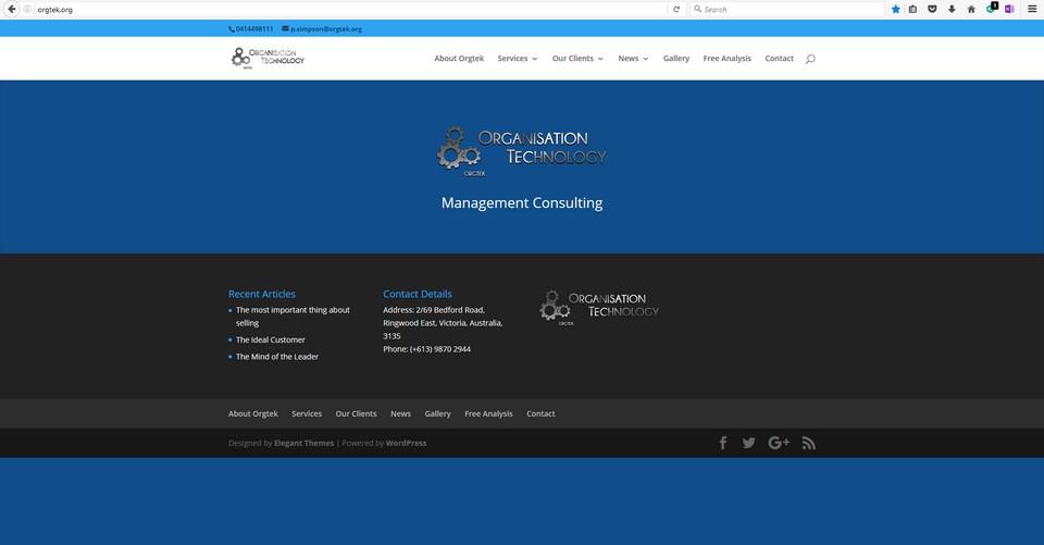 organisation-technology-website